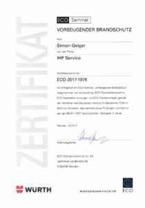 Zertifikat brandschutz1