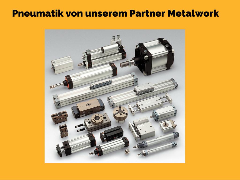 Festo Pneumatik IHP-Service liefert Metalwork